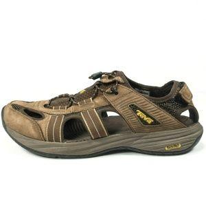 Teva Kimtah Waterproof Leather Sandals